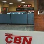 Photo taken at Rede de Rádio e Televisão Tiradentes (CBN Manaus) by Eliana M. on 4/5/2013