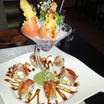 Photo taken at Sushi Japan by Marty O. on 10/20/2012