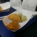 Photo taken at Mama's Empanadas by Maher R. on 2/21/2013