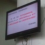 Photo taken at Sede El Progreso (Ex INEI) - Corte Superior de Justicia de Lima by Carla A. on 9/19/2012