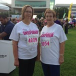 Photo taken at Susan G Komen Race For The Cure North Texas by Paul W. on 6/8/2013