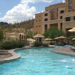 Photo taken at JW Marriott Tucson Starr Pass Resort & Spa by Cory L. on 7/15/2013