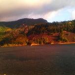 Photo taken at Draino Lake by Dj C. on 9/25/2012