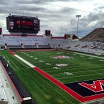 Photo taken at Arizona Stadium by Josh H. on 8/29/2013