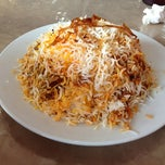 Photo taken at Himalaya Restaurant by Betsy L. on 10/26/2012