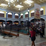 Photo taken at The Outlets at Route 66 Mall by Edgardo R. on 10/13/2012