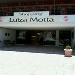 Photo taken at Shopping Luiza Motta by Nestor W. on 9/28/2012