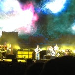 Photo taken at Aaron's Amphitheatre at Lakewood by Amelia C. on 9/28/2013