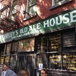 Photo taken at McSorley's Old Ale House by Chris on 7/5/2013