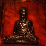Photo taken at Buddha-Bar by Konstantin Z. on 9/5/2013