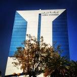 Photo taken at Dubai Chamber of Commerce & Industry غرفة تجارة وصناعة دبي by Hassan A. on 2/27/2013