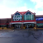 Photo taken at Kroger by Tom B. on 10/7/2013