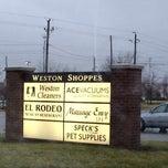 Photo taken at Weston Shoppes by Tom B. on 11/22/2013