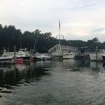 Photo taken at Wilson Cove Yacht Club by Chris M. on 8/30/2013