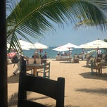 Photo taken at El Dorado on the Beach by Melissa G. on 7/27/2013