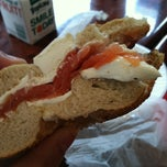 Photo taken at Bagel Bob's on York by Thuan L. on 5/11/2013