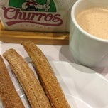 Photo taken at Los Churros De Valle by Choco L. on 12/6/2012