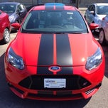 Photo taken at Sentry Ford by Matty S. on 9/7/2013