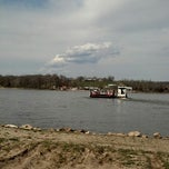Photo taken at Golden Eagle Ferry by Kaitlin I. on 4/7/2013