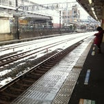 Photo taken at 保土ヶ谷駅 (Hodogaya Sta.) by 082 on 2/9/2014