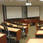 Photo taken at AU –Kogod School of Business by Dan W. on 3/29/2013