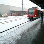 Photo taken at S20 Pasing ↔ Deisenhofen by ♬spa33 ♬. on 2/15/2013
