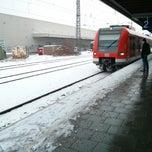 Photo taken at S20 Pasing ↔ Deisenhofen by Sven Philipp A. on 2/15/2013