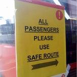 Photo taken at London Bridge Bus Station by Sacha on 8/15/2014