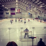 Photo taken at Dwyer Arena by Joe P. on 3/16/2013