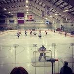 Photo taken at Dwyer Arena by Joe P. on 3/16/2013