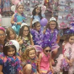 Photo taken at Claire's by Stephanie B. on 6/29/2014
