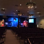 Photo taken at West Pines Community Church by Maritza R. on 12/22/2013