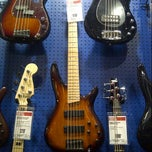 Photo taken at Guitar Center by Jason W. on 1/28/2013