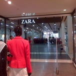 Photo taken at ZARA by Susianne S. on 5/7/2013