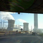Photo taken at Duke Fayette Energy Facility by Mandy C. on 10/22/2012