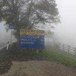Photo taken at Passo de Il Giogo by Marcello on 10/19/2012
