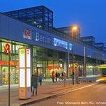 Photo taken at Bahnhof Berlin Südkreuz by Deutsche Bahn on 12/7/2012
