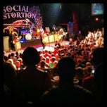 Photo taken at Town Ballroom by Erin M. on 6/12/2013