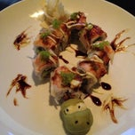 Photo taken at Makisu Sushi Lounge & Grill by Anne A. on 2/2/2013