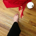 Photo taken at new york dance company by Cathleen G. on 1/27/2013
