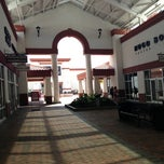 Photo taken at St. Augustine Outlets by Richard 2. on 6/2/2013