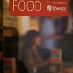 Photo taken at Famoso Neapolitan Pizzeria by Chris N. on 12/1/2012