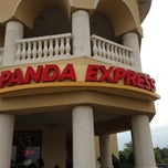 Photo taken at Panda Express by Thomas A. on 3/23/2013