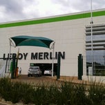 Photo taken at Leroy Merlin by Fernando Henrique F. on 11/3/2012