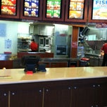 Photo taken at Arby's by Stephen C. on 12/29/2012