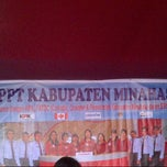 Photo taken at Stadion Maesa Tondano by MeiDewi on 11/3/2014