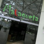 Photo taken at Restaurante Malagueta by André B. on 1/28/2012