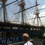Photo taken at Historic Ships in Baltimore by Alexa P. on 7/31/2011