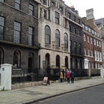Photo taken at Sir John Soane's Museum by David D. on 1/10/2013
