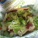 Photo taken at Quiznos by Sandy M. on 8/24/2013